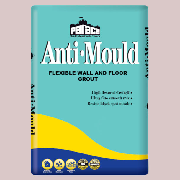 White 10kg – Palace Anti-Mould Grout