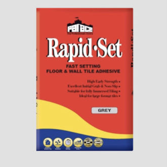 PALACE Rapid-Set Fast Setting Adhesive – Wall and Tile