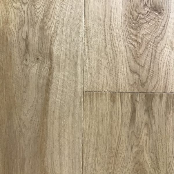 Natural Oak Enhanced Hand Scraped & Brushed 20 x 220mm