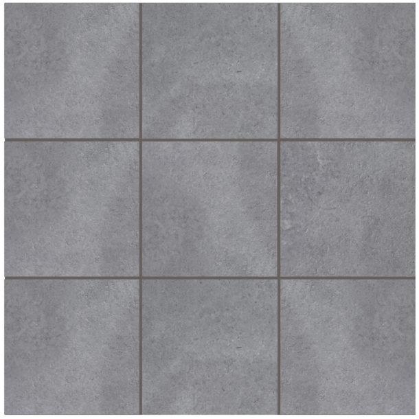 Urban Steel Anti-Slip Mosaic Tile 295x295x9.7mm