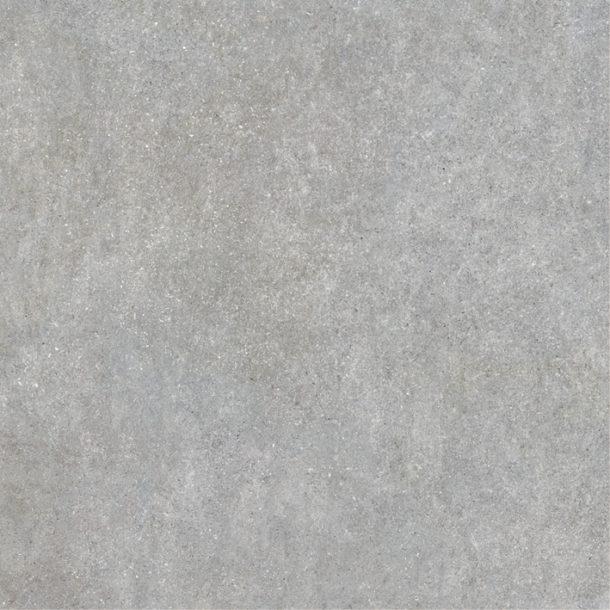 Amata Lux Grey Rectified Porcelain Floor Tiles 595x595x10mm