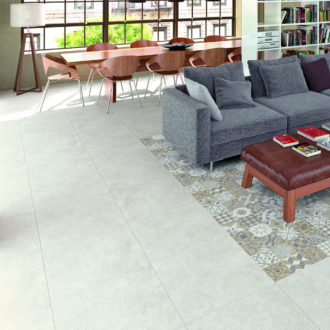 Amata Lux Moon Rectified Porcelain Floor Tiles 595x595x10mm