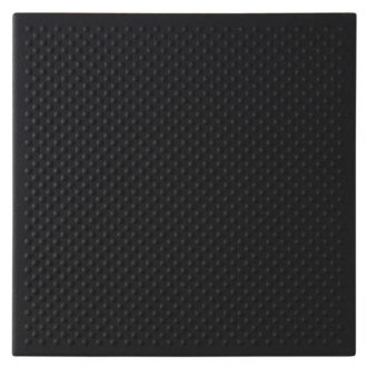 Dorset Woolliscroft Pinhead Black DW-PHBLK1515 Porcelain Quarry Tiles 148x148x9mm