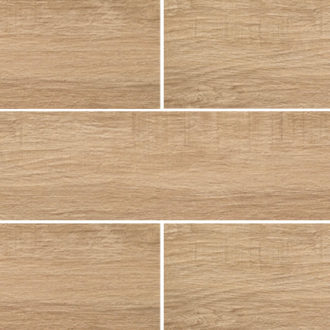 Grove Series Wood Effect Beige Porcelain Floor Tiles 1200x200mm