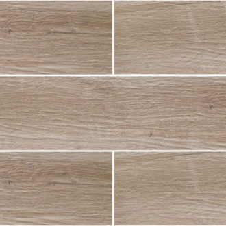 Grove Series Wood Effect Tortora Porcelain Floor Tiles 1200x200mm