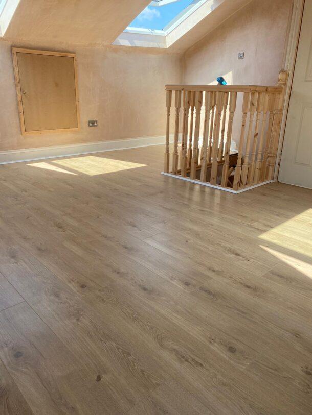 Lifestyle Chelsea Traditional Oak 8mm Laminate Flooring