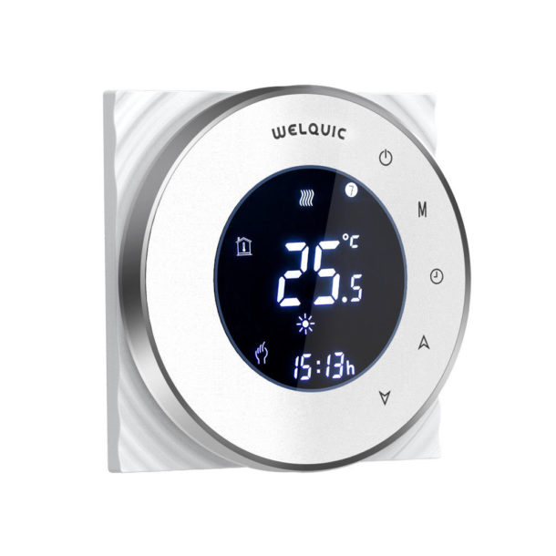 Digital Touch Screen Programmable Underfloor Heating Thermostat Controller