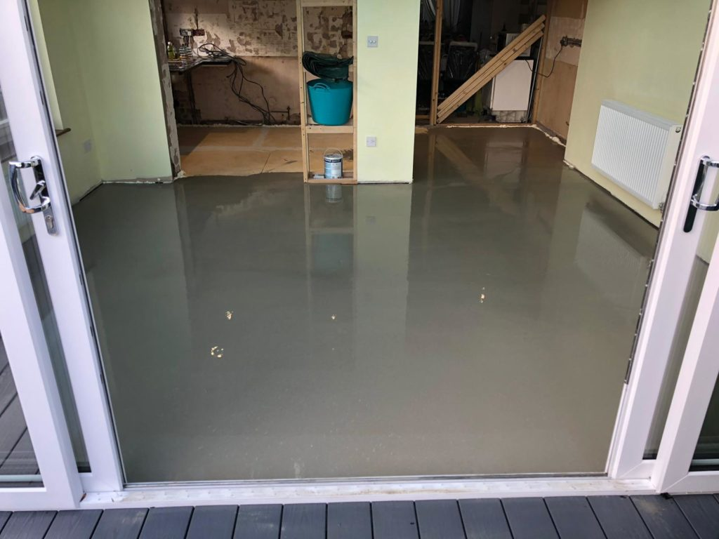 floor levelling service