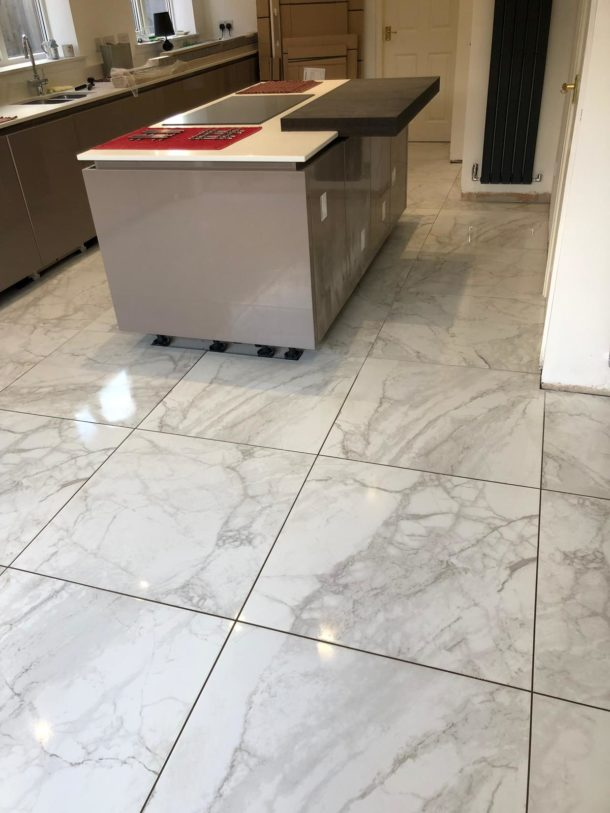 Luni Blanco Rectified Wall/Floor Tile 750mm x 750mm
