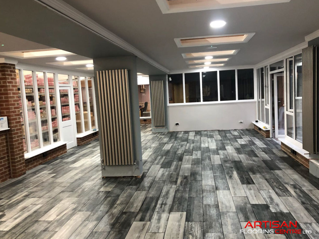 commercial floor tiles chorley