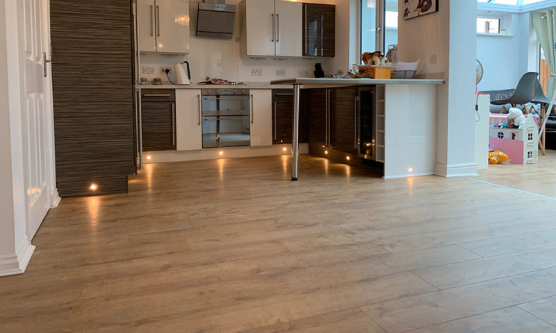 laminate floor fitting Chorley & buckshaw