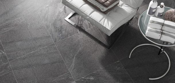 Colorker – New Age Dark Floor Tile – 445x445x9.1