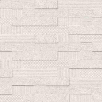 Cityscape Bianco  Brick Mosaic Wall Tiles 300x600x10.3