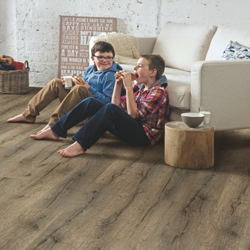 Elka ELL40155 School House Oak Luxury Vinyl Click Flooring