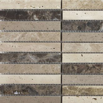 Koray Mosaic Floor and Wall Tiles 305 x 305 x 8