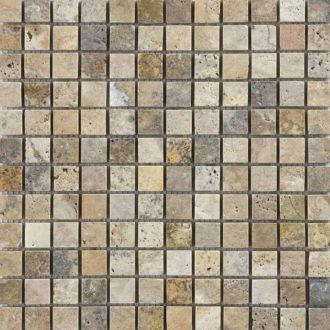 Andorra Mosaic Stone Floor And Wall Tiles 305 x 305 x 10mm