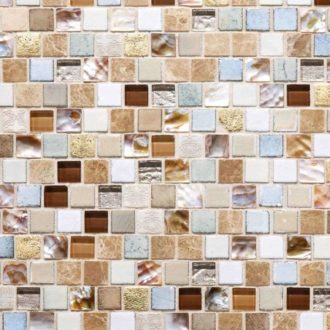 Eden Mosaic Floor and Wall Tiles 305 x 305 x 8