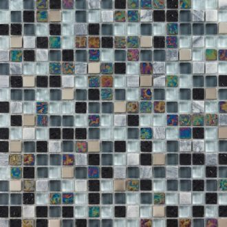 Artemis Glass Mosaic Wall Tiles 295 x 295 x 8mm