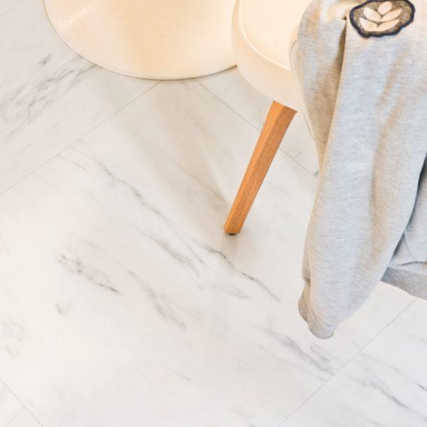 Arte Marble Carrara Laminate Flooring 624 x 624 x 9.5 mm