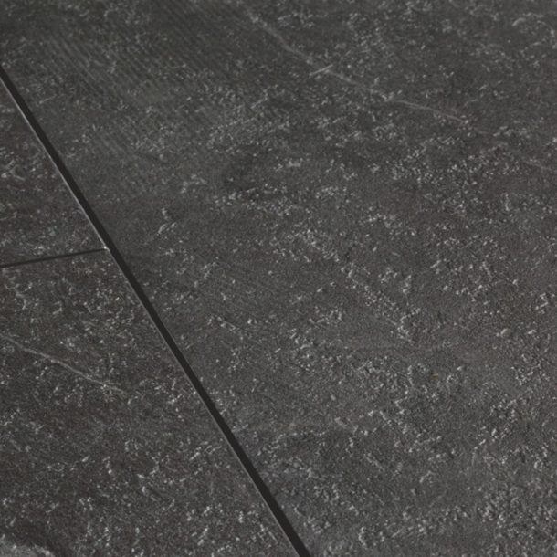 Black Slate – Ambient Rigid Click Luxury Vinyl 610 x 303 mm Tiles