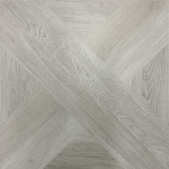 French Parquet  Intarsio Bianco 610 x 610 mm Porcelain Floor Tile
