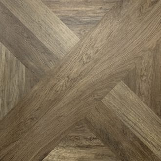 French Parquet Intarsio Moro 610 x 610 mm Porcelain Floor Tile