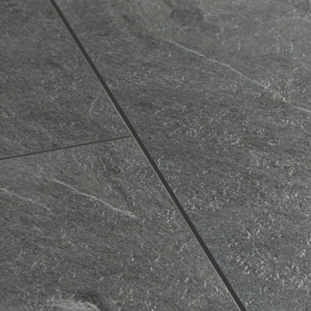 Grey Slate – Ambient Click Luxury Vinyl 1300 x 320 mm Tiles AMCL40034