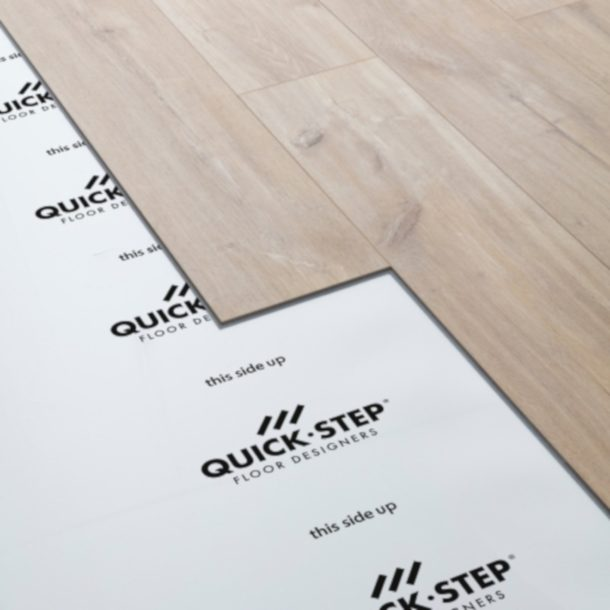 Quick-Step Livyn Basic Luxury Vinyl Tile Underlay 15m Roll – QSVUDLBASIC15