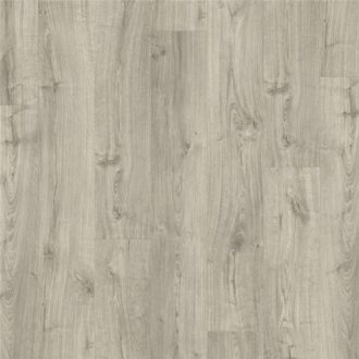 Quick-Step Autumn Oak Warm Grey Pulse Click Vinyl Tile 1251mm x 187mm PUCL40089