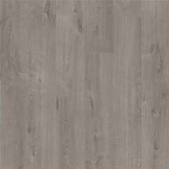 Quick-Step Cotton Oak Cozy Grey Pulse Click Vinyl Tile 1251mm x 187mm PUCL40202
