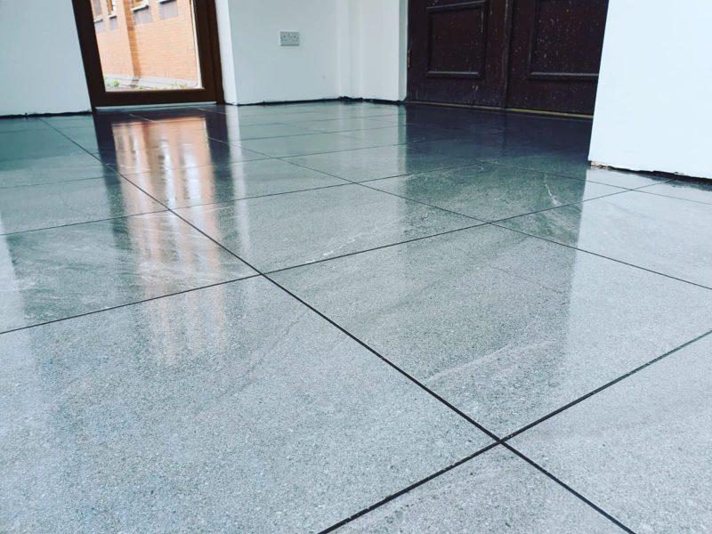 Mosque flooring