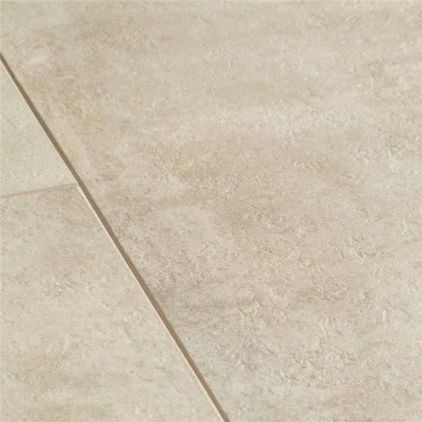 Cream Travertin – Ambient Click luxury vinyl 1300 x 320 x 4.5 mm Tiles AMCL40046