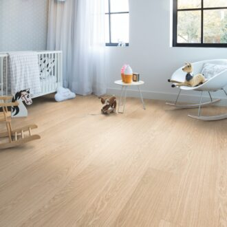 Quick-Step Alpha Pure Oak Blush AVMP40097 Rigid Vinyl Medium Planks