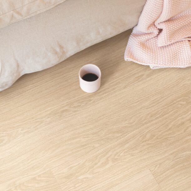 Quick-Step Alpha Pure Oak Blush AVMP40097 Rigid Vinyl Medium Planks