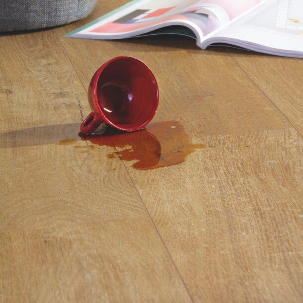 Quick-Step Alpha Cotton Oak Natural AVMP40104 Rigid Vinyl Medium Planks
