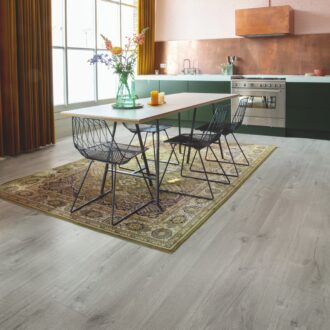 Quick-Step Alpha Cotton Oak Cold Grey AVMP40201 Rigid Vinyl Medium Planks