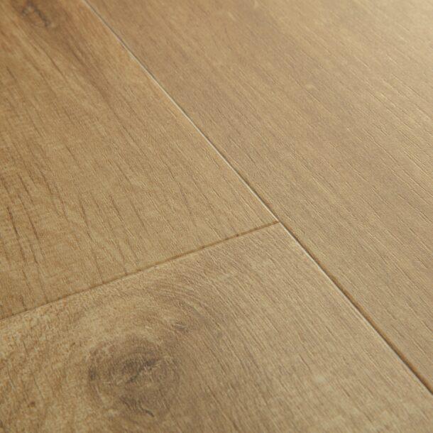 Quick-Step Alpha Cotton Oak Deep Natural AVMP40203 Rigid Vinyl Medium Planks
