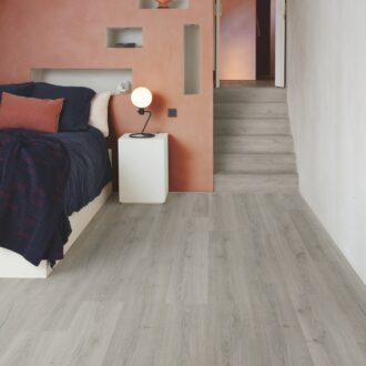 Quick-Step Alpha Botanic Grey AVMP40237 Rigid Vinyl Medium Planks