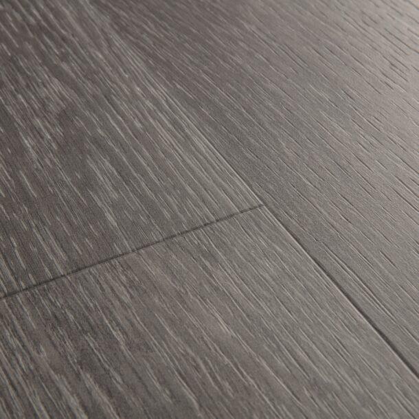 Quick-Step Alpha Silk Oak Dark Grey AVSP40060 Rigid Vinyl Small Planks