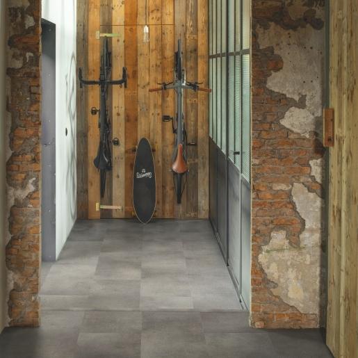 Quick-Step Alpha Concrete Rock AVST40234 Rigid Vinyl Floor Tiles 610.0 x 303.0 x 5 mm