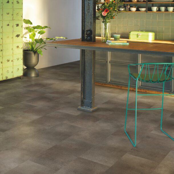 Quick-Step Alpha Oxidized Rock AVST40235 Rigid Vinyl Floor Tiles 610.0 x 303.0 x 5 mm