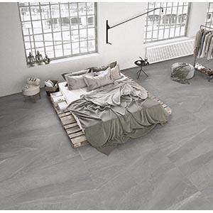 York Fumo Matt Porcelain Floor Tiles 600mm x 600mm