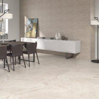 Alabama Beige Matt 600mm x 600mm Porcelain Floor Tiles