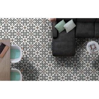 Derby 45 x 45 Grey Matt Porcelain Floor Tiles